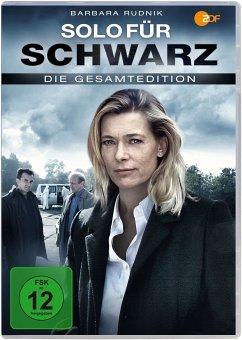 Solo Für Schwarz - Die Gesamtedition (4 DVDs)