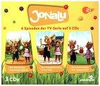 JoNaLu Hörspielbox, 3 Audio-CDs