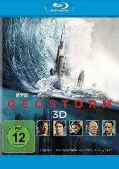 Geostorm - Gerard Butler,Jim Sturgess,Abbie Cornish
