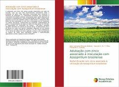 Adubação com zinco associado à inoculação com Azospirillum brasilense