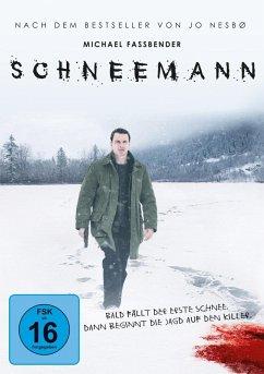Schneemann - Michael Fassbender,Rebecca Ferguson,Charlotte...