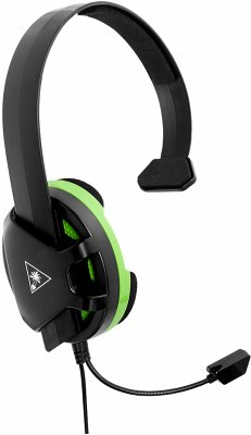 Turtle Beach Recon Chat für Xbox Schwarz/Grün Over-Ear Headset