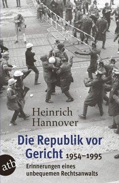 Die Republik vor Gericht 1954-1995 - Hannover, Heinrich
