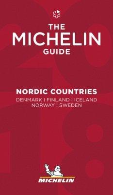Nordic Guide 2018 the Michelin guide