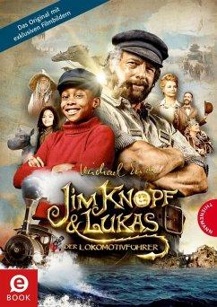 Jim Knopf und Lukas der Lokomotivführer - Filmbuch (eBook, ePUB) - Ende, Michael