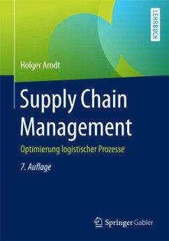 Supply Chain Management - Arndt, Holger