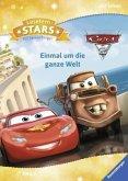 Einmal um die ganze Welt / Leselernstars Disney Cars Bd.2 (Mängelexemplar)