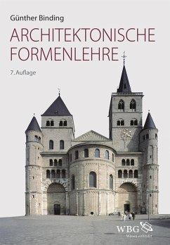 Architektonische Formenlehre (eBook, PDF) - Binding, Günther