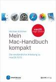 Mein Mac-Handbuch kompakt (eBook, PDF)