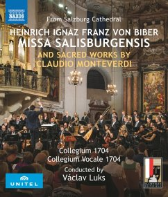 Missa Salisburgensis/Geistliche Werke - Luks,Vaclav/Collegium 1704/Collegium Vocale 1704