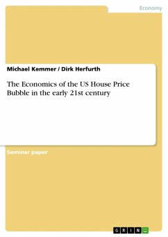The Economics of the US House Price Bubble in the early 21st century (eBook, ePUB)