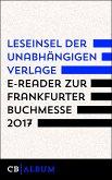 Leseinsel der unabhängigen Verlage - E-Reader zur Frankfurter Buchmesse 2017 (eBook, ePUB)