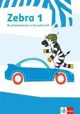 Zebra 1. Buchstabenheft in Grundschrift