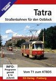 Tatra - Straßenbahnen für den Ostblock, 1 DVD-Video