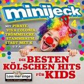 Minijeck, 1 Audio-CD
