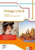 Orange Line. Workbook mit Audio-CD und Übungssoftware 9. Schuljahr. Ausgabe 2014
