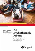 Die Psychotherapie-Debatte (eBook, PDF)