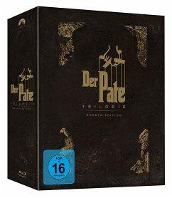 Der Pate Trilogie - Omertà Edition (4 Discs)