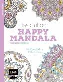 Inspiration Happy Mandala (Mängelexemplar)