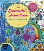 Das Zen und Tangle Ausmalbuch (Mängelexemplar)