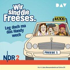 Wir sind die Freeses - Leg doch ma das Handy wech (MP3-Download) - Altenburg, Andreas