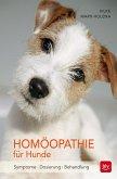 Homöopathie für Hunde (Mängelexemplar)