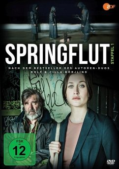Springflut - Staffel 1 DVD-Box - Springflut