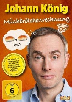 Milchbrötchenrechnung (Live) - König,Johann