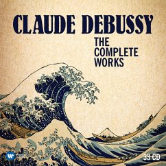 Debussy: Complete Works (33 Cd'S) - Jaroussky/Capucon/Argerich/Debussy/Ciccolini