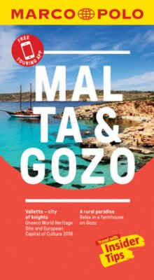 Malta and Gozo Marco Polo Pocket Travel Guide 2...