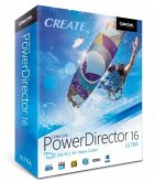CREATE CyberLink PowerDirector 16 ULTRA - Die Nr. 1 für Video-Cutter