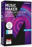 MAGIX Music Maker Premium Edition - Mehr Sounds, Instrumenten und Möglichkeiten