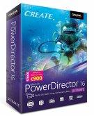 CREATE CyberLink PowerDirector 16 ULTIMATE - Die Nr.1 für Videobearbeitung