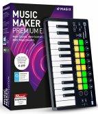 MAGIX Music Maker - Premium & USB-PAD-Controller