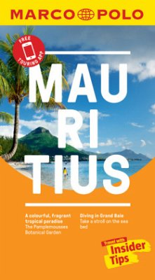 Mauritius Marco Polo Pocket Travel Guide 2018 -...