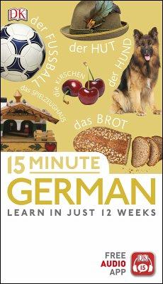 15 Minute German (eBook, PDF)