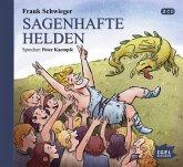 Sagenhafte Helden, 2 Audio-CD