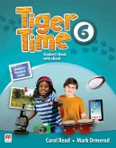 Tiger Time 6. Student's Book + ebook + Online Resource Centre