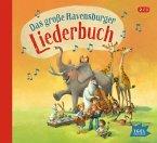 Das große Ravensburger Liederbuch, 2 Audio-CDs
