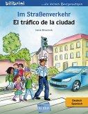 Im Straßenverkehr Deutsch-Spanisch