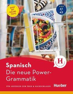 Die neue Power-Grammatik Spanisch - Rudolph, Hildegard