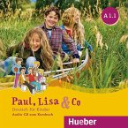 A1/1, Audio-CD zum Kursbuch / Paul, Lisa & Co