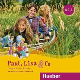 A1/1, Audio-CD zum Kursbuch / Paul, Lisa & Co