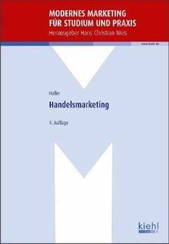 Handelsmarketing - Haller, Sabine