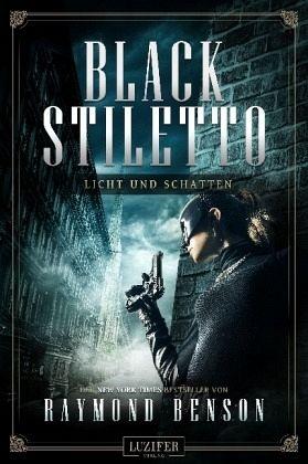 Buch-Reihe Black Stiletto
