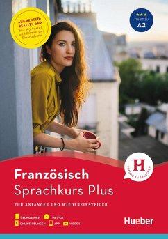 Sprachkurs Plus Französisch. Buch mit MP3-CD, Online-Übungen, App und Videos - Rousseau, Pascale