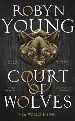 Court of Wolves - Young, Robyn