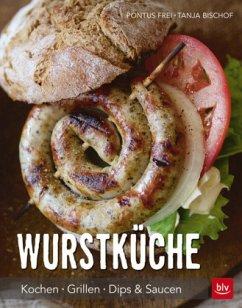 Wurstküche (Mängelexemplar) - Frei, Pontus; Bischof, Tanja