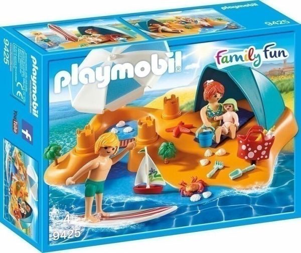 PLAYMOBIL® 9425 Familie am Strand