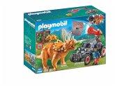 PLAYMOBIL® 9434 Offroader mit Dino-Fangnetz
